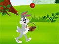 Луни Тюнз: Багз Банни ловит яблоки