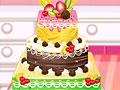 Анна на конкурсе тортов ко Дню Валентина
