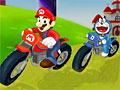 Дораэмон против Марио