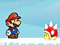 Снежное приключение Марио 2