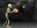 Баскетбол: Обручи скелета