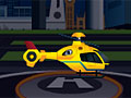 Посадка вертолета 2