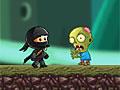 Малыш ниндзя против зомби