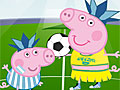 Свинка Пеппа: Кубок Мира по футболу