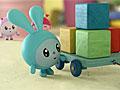 Малышарики: Пазл с кубиками