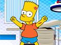 Симпсоны: Барт на приеме у врача