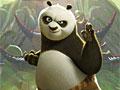 Кунг-фу Панда стреляет из лука