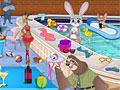 Зверополис: Уборка возле бассейна