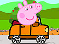 Свинка Пеппа: Сумасшедшие гонки