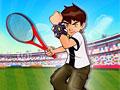 Бен 10: Звезда тенниса