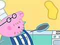 Свинка Пеппа: Блины папы Свина
