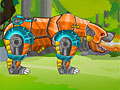 Робот-животное: Медведь