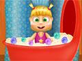 Маша и Медведь: Жемчужная ванна