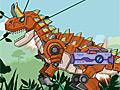 Роботы динозавры: Карнотавр