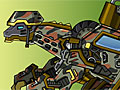 Роботы динозавры: Скутеллозавр