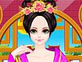 Китайская принцесса в парикмахерской