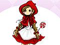 Красная Шапочка в лабиринте с печеньем