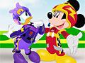 Микки Маус: Гонщики за драгоценностями