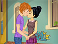 Неожиданный поцелуй