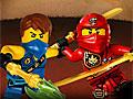Лего: Легендарные бои ниндзя