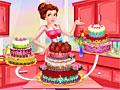 Сладкий торт от Белль