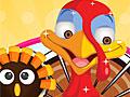 День благодарения: Капкейки от индейки