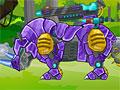 Роботы динозавры: Носорог