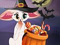 Финси на Хэллоуин