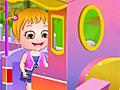 Малышка Хейзел на карнавале