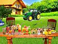 Вечеринка в фермерском доме