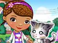 Доктор Плюшева: Лечение котенка