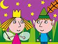 Маленькое королевство: Лучшая раскраска