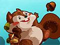Собрать орехи