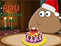 Рождественский торт Поу