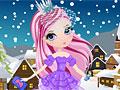 Ла Ди Да: Тайли в образе Снежной королевы