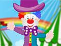 Забавный клоун
