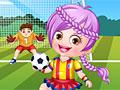 Футболист малышка Хейзел