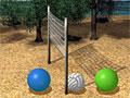 Волейбол шарами