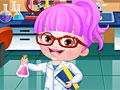 Малышка Хейзел: Наряд ученого