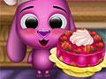 Кондитер Тото готовит торт