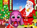 Санта в гостях у Тото
