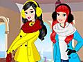 Принцессы Диснея: Зимнее путешествие