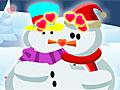 Поцелуи снеговиков
