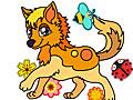 Раскраски: Домашние животные