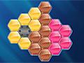 Онлайн головоломка: Гекса блоки