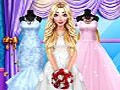 Свадьба блондинки