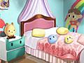 Уборка в комнате лиса