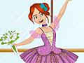 Создайте крошечную балерину