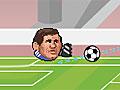 Игры головами: Футбольная тренировка