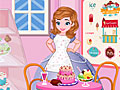 Принцесса София: Уборка в магазине мороженого